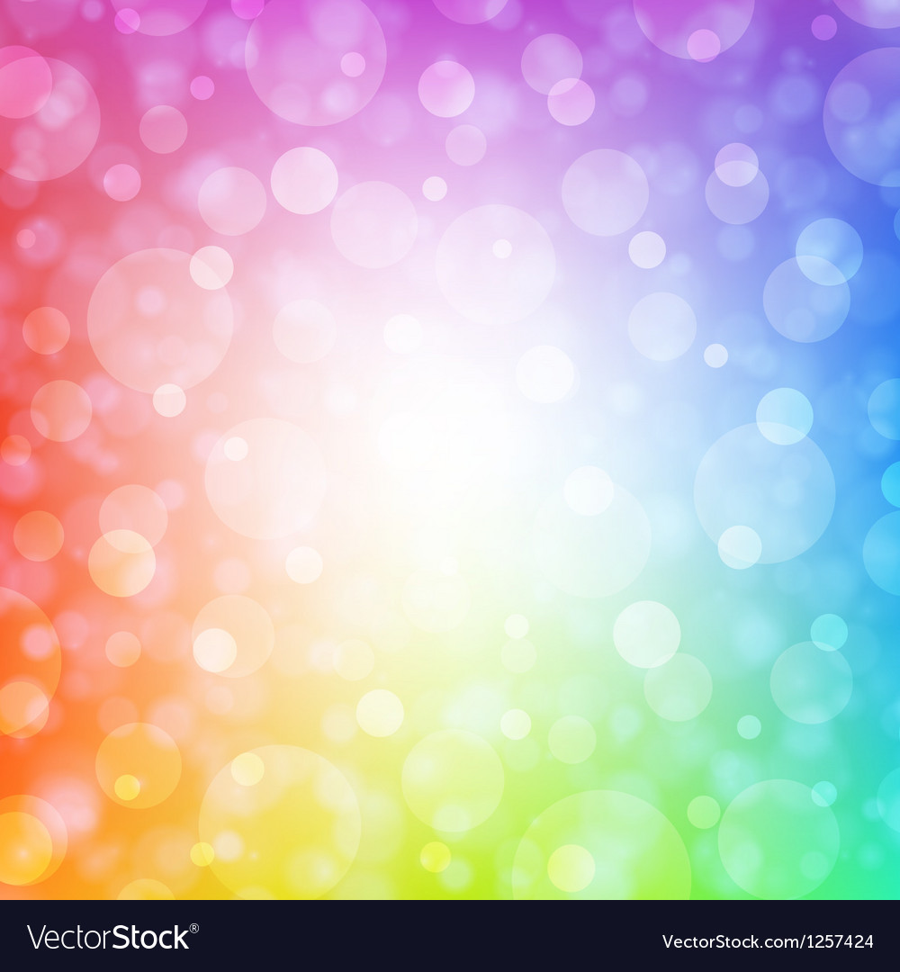 Lens flare vector