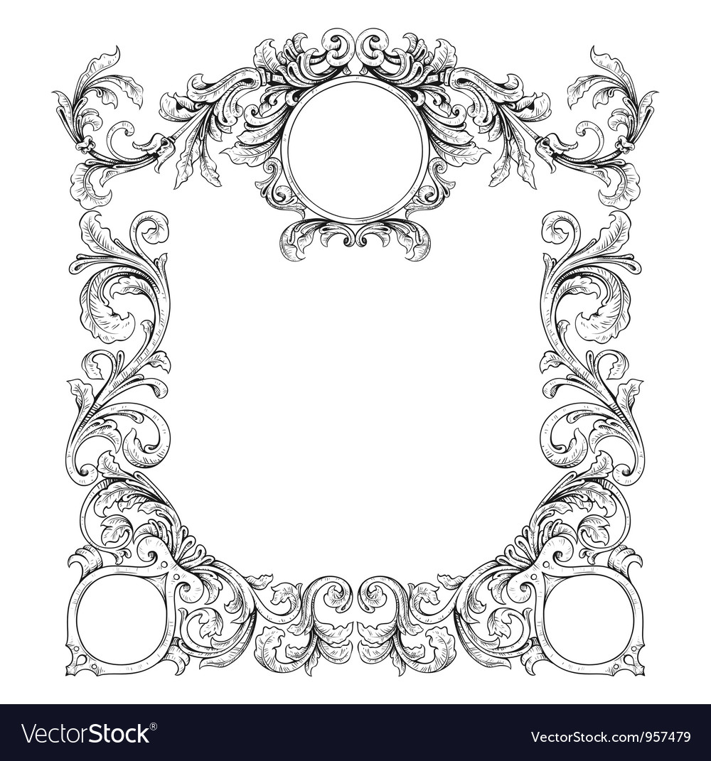 Collection likewise Rope Border Oval 143847 further Cake Clipart 1062356 also Vintage Circle Frame Vector together with Ahoy Matey Wall Quotes Decal. on floral design