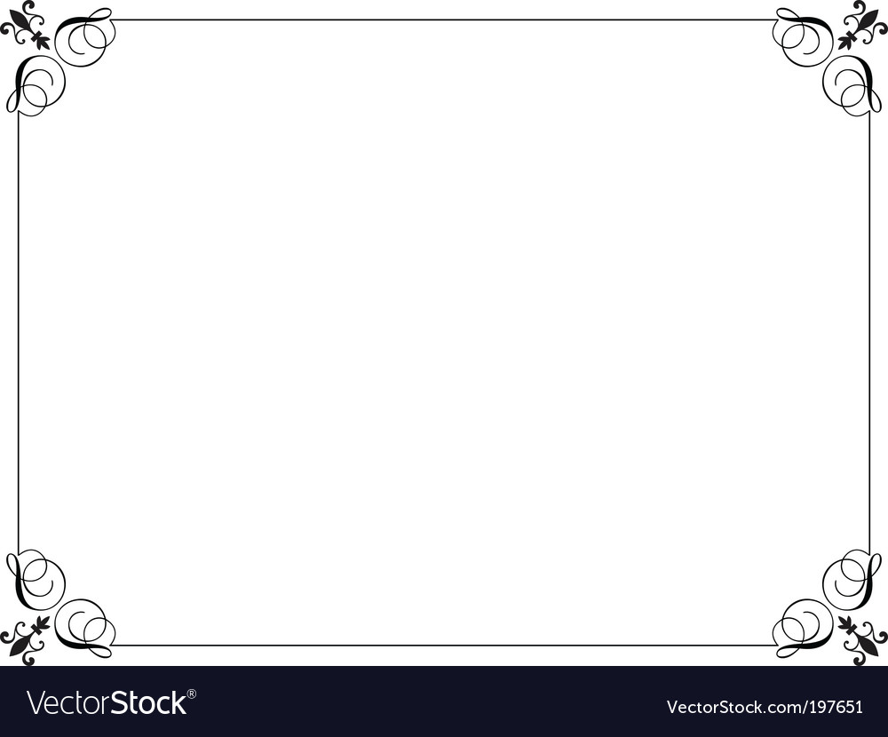 Party additionally Elegant Border Frame moreover Elegant Frame Vector 308360 in addition For Lovers Of Hiking Hiking Boots Footprints 457632 further Decorative Line Borders And Frames Download Royalty Free Vector Clip. on formal border clip art free