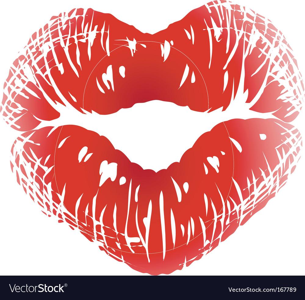 Romance symbol vector
