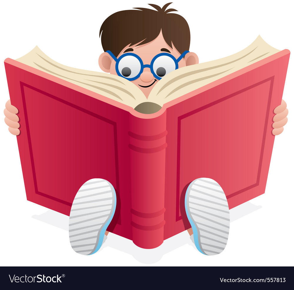Reading kid vector