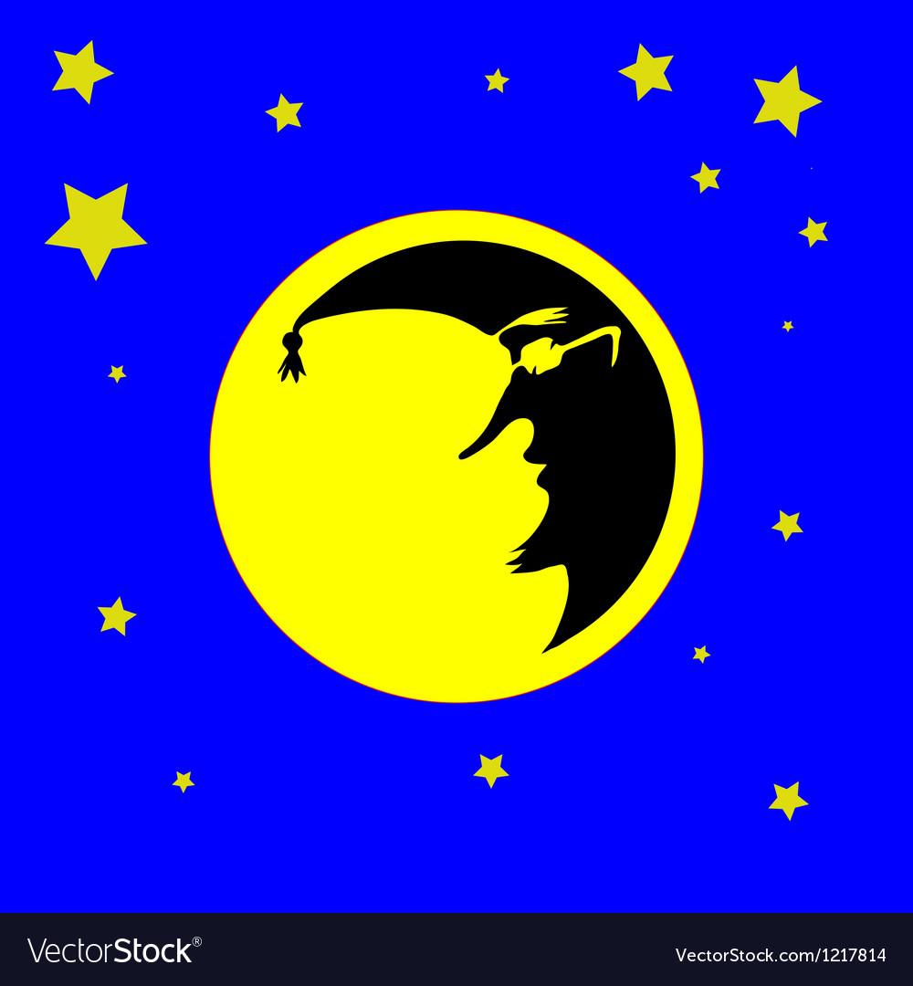 Free moon vector