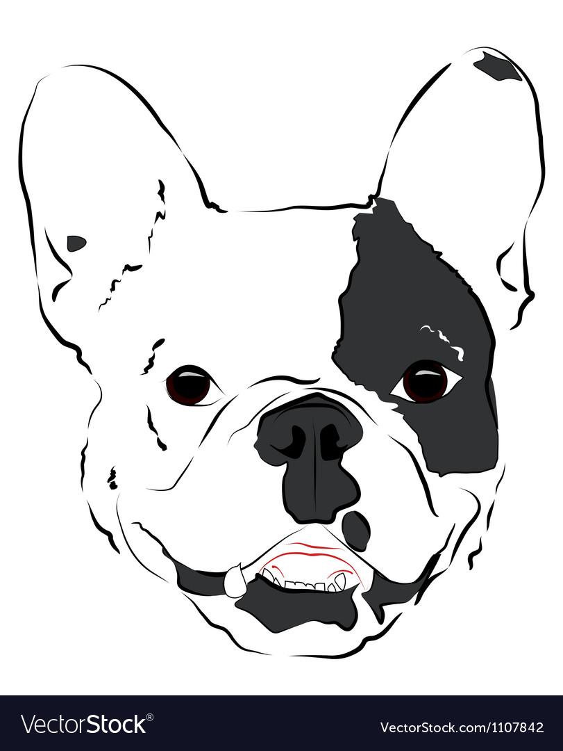 Dog 2 vector