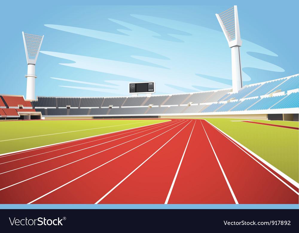 Stadium vector