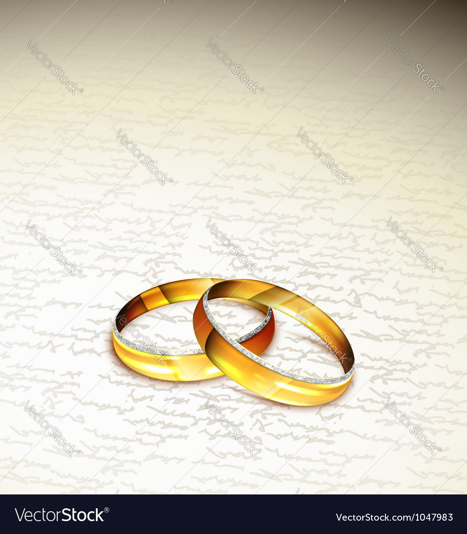 Two rings vector