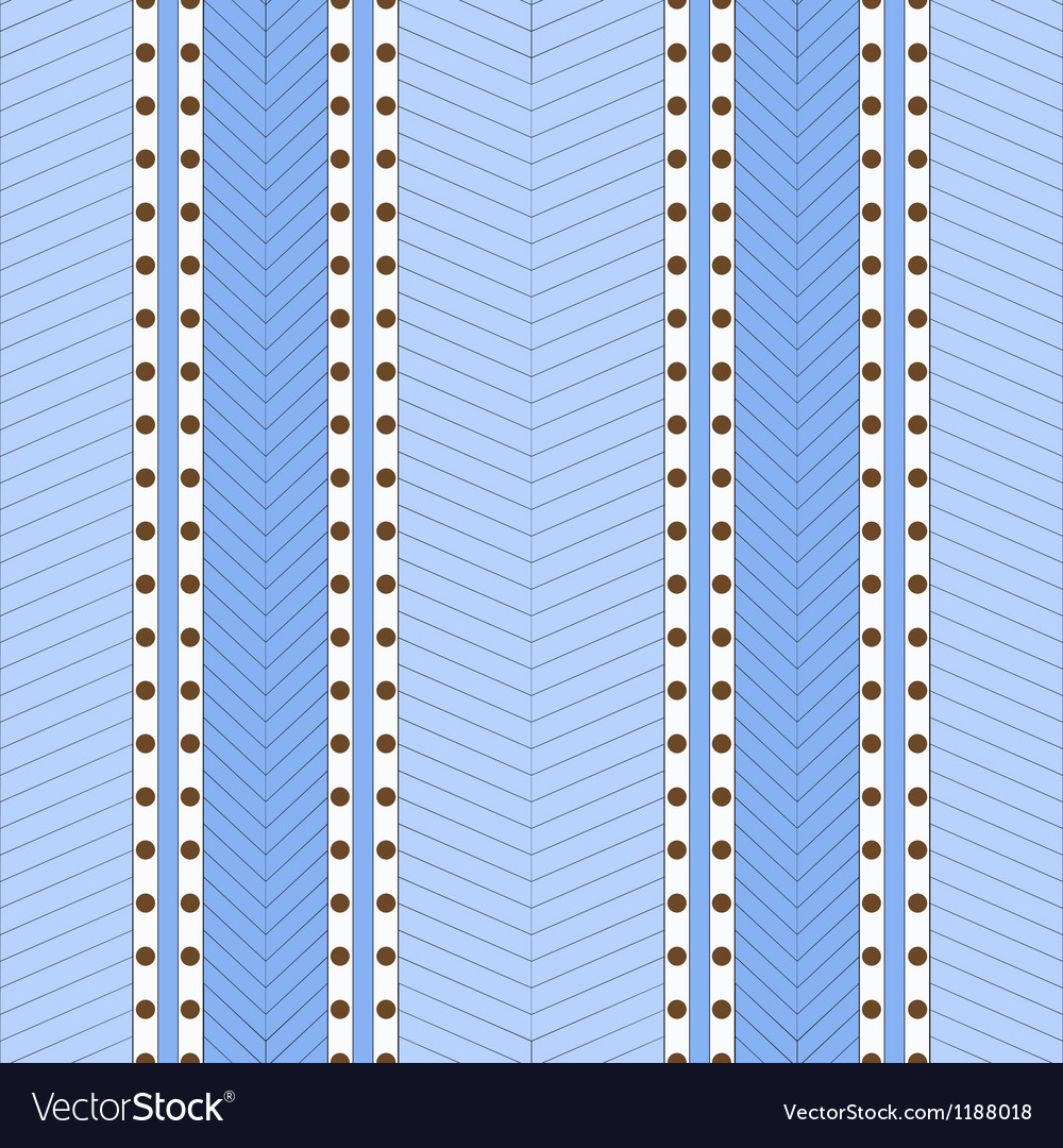 Blue geometry pattern vector