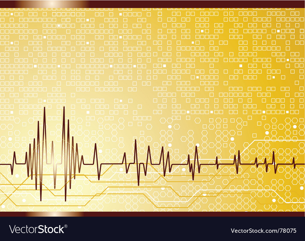 Equalizer background vector