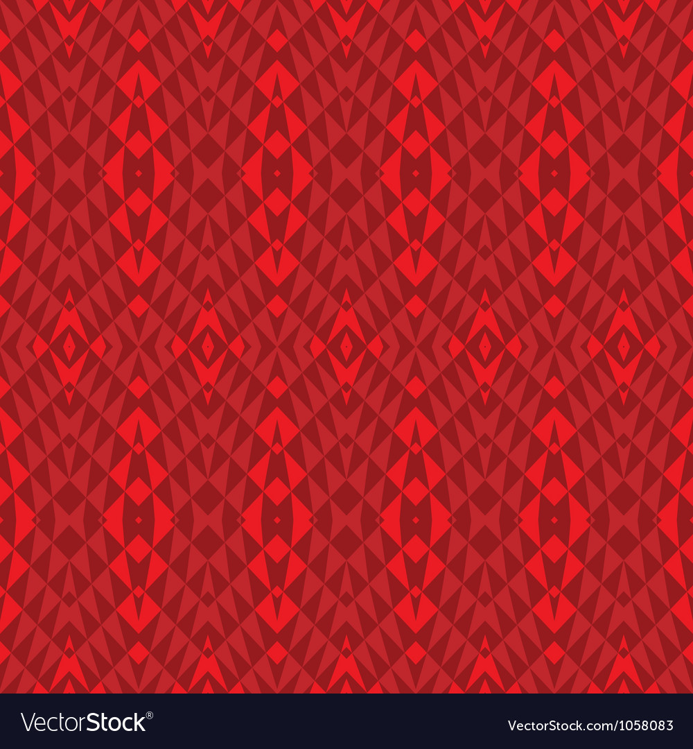 Ethnic modern geometric seamless pattern vector