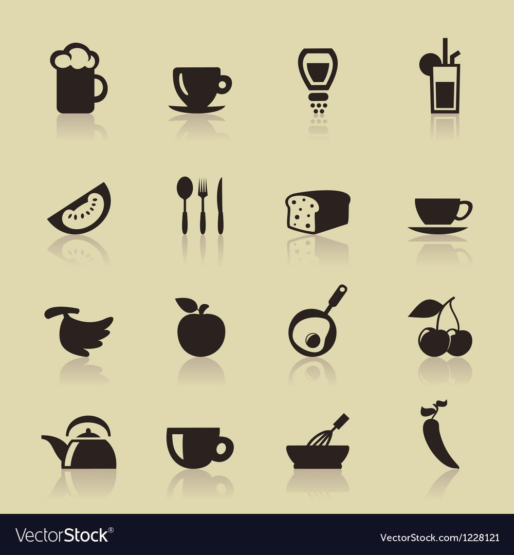 Food9 vector