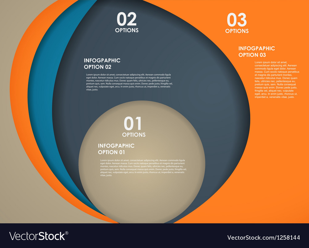 Infographics design elements vector