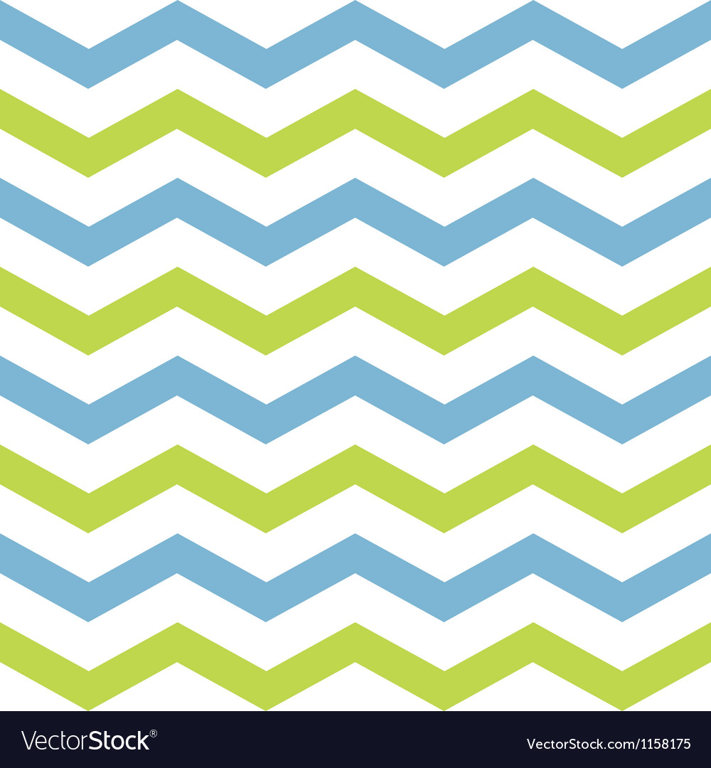 Wide chevron vector