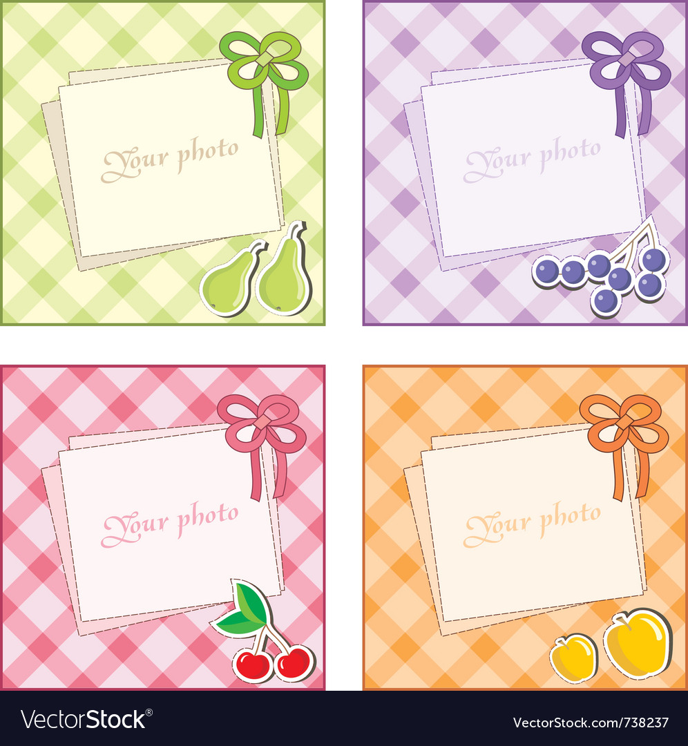 Free frame photo vector