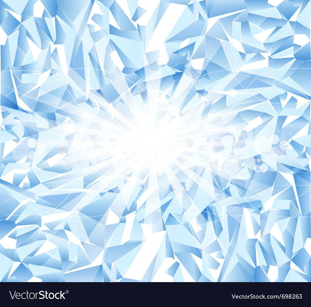 Ice Vector image tips