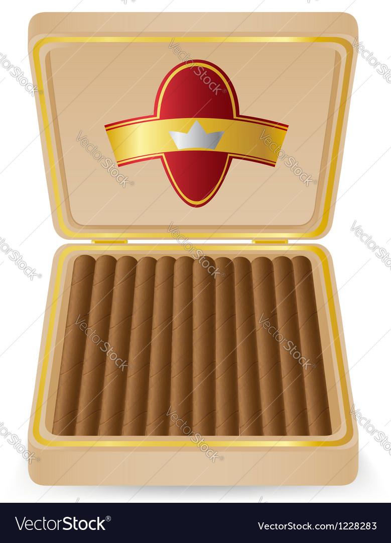 Cigar 05 vector