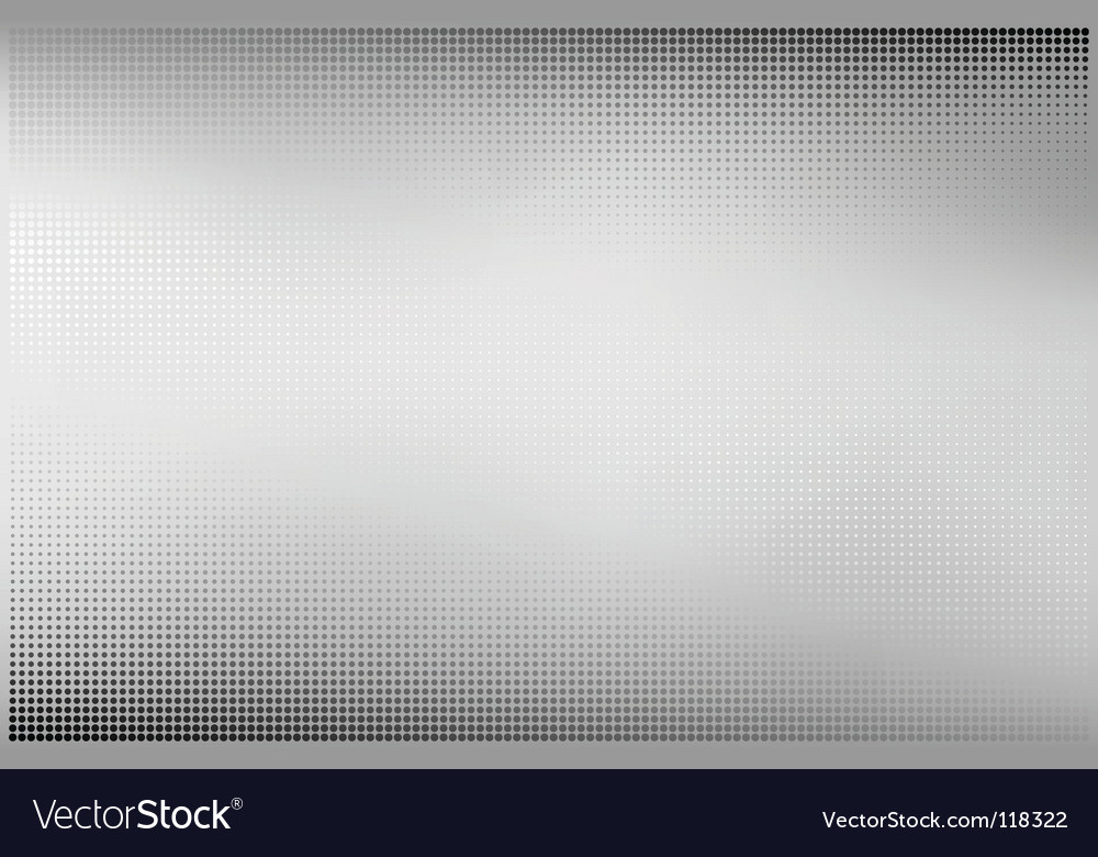 Polished metal sheet vector