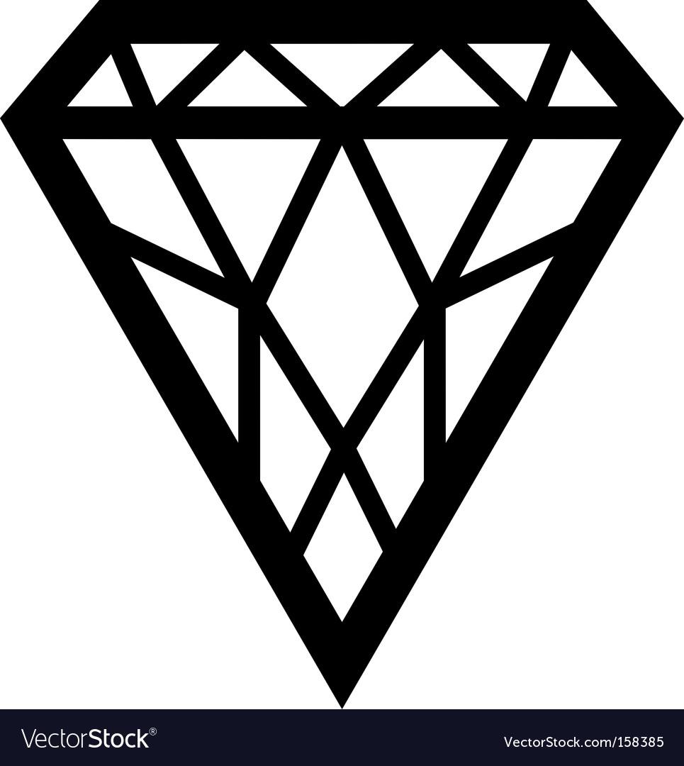 Diamond Vector Graphics