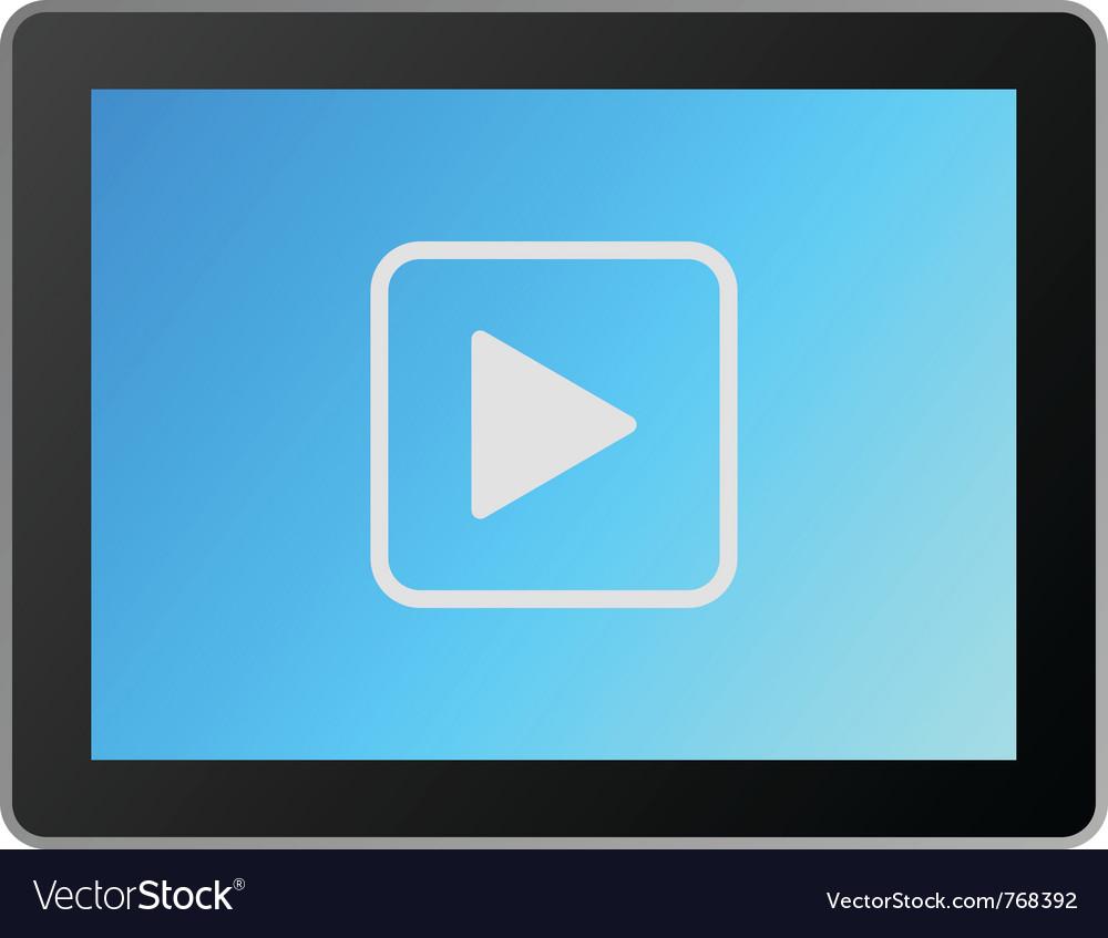 Video start vector