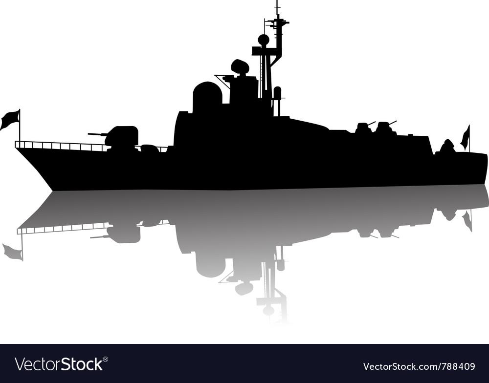 Free ship vector