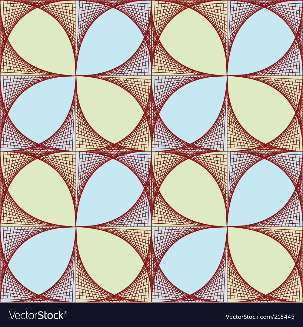 Abstract mesh vector