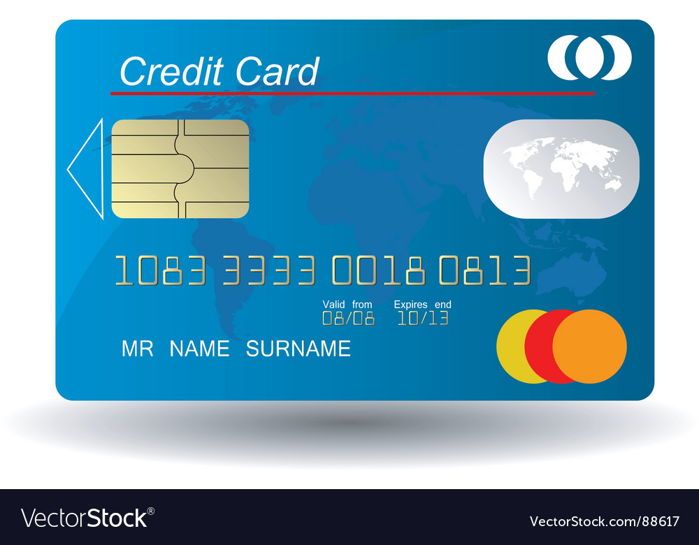 Credit card vector art - Download Card vectors