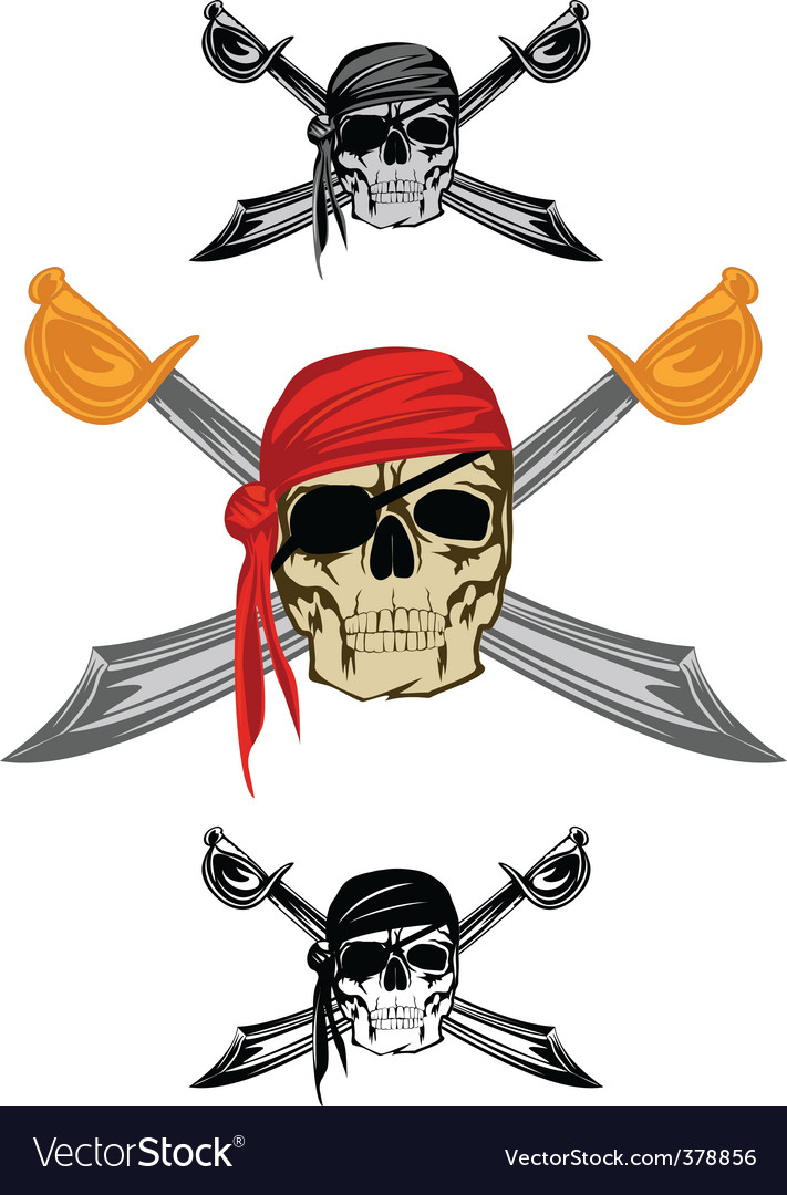 Pirate vector