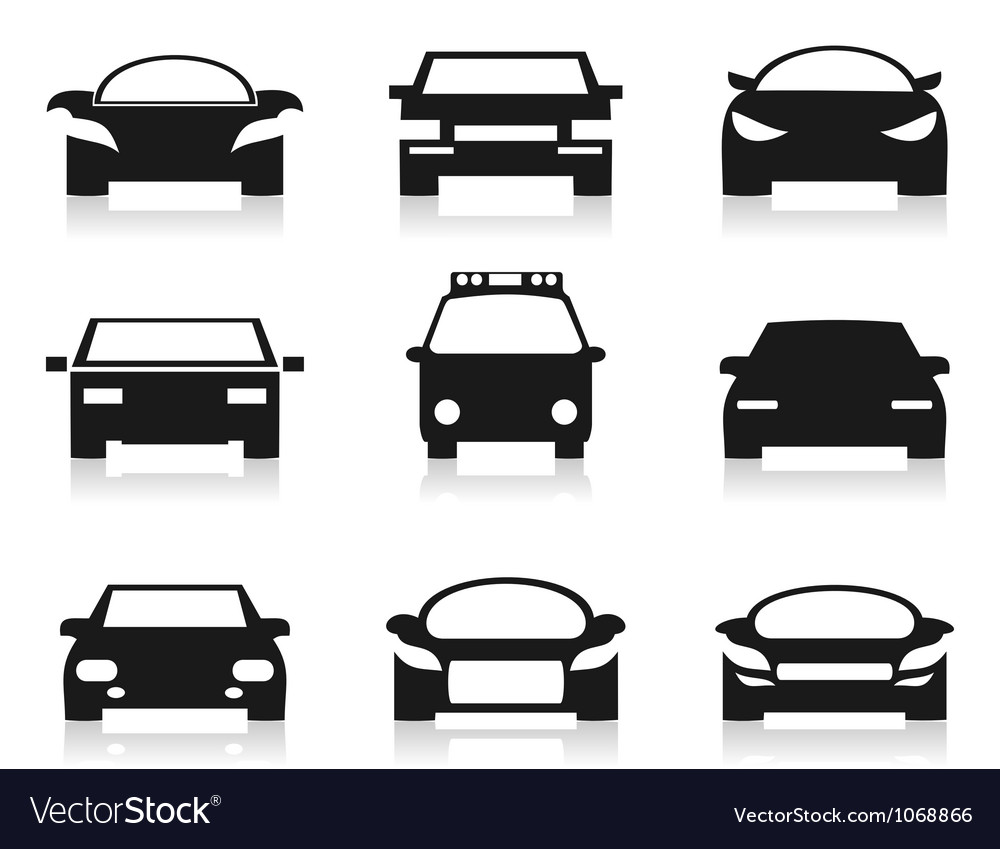 Car Vector Icon Car icon vector