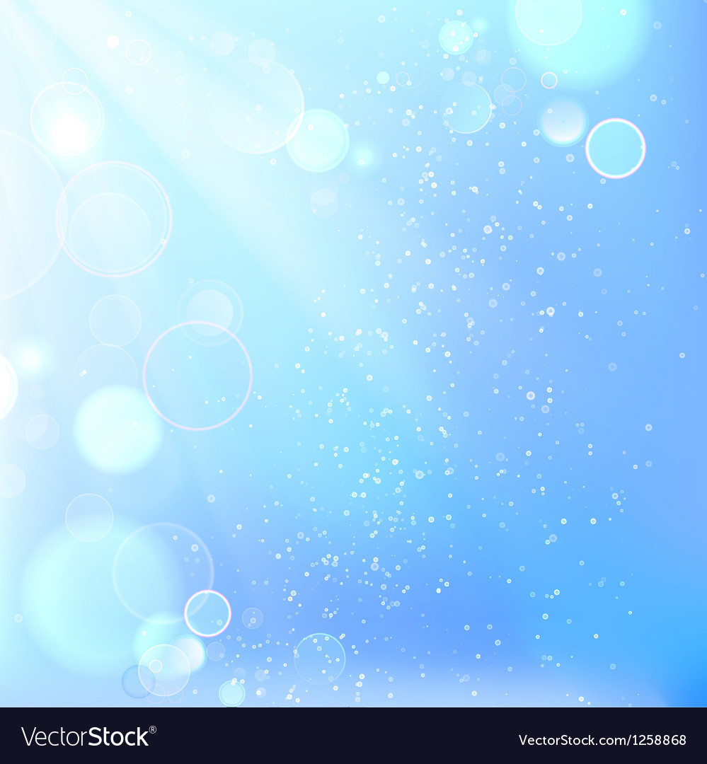 Beautiful winter background vector