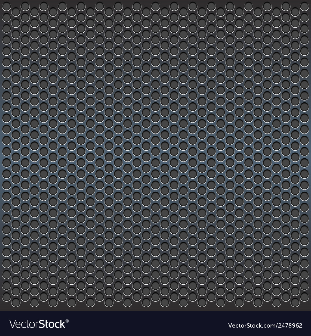 Grill dotted sheet vector