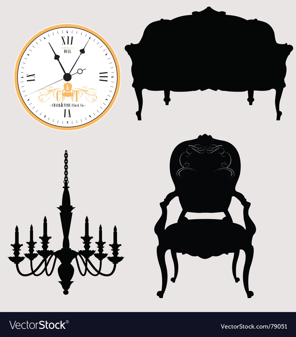 Free furniture vector