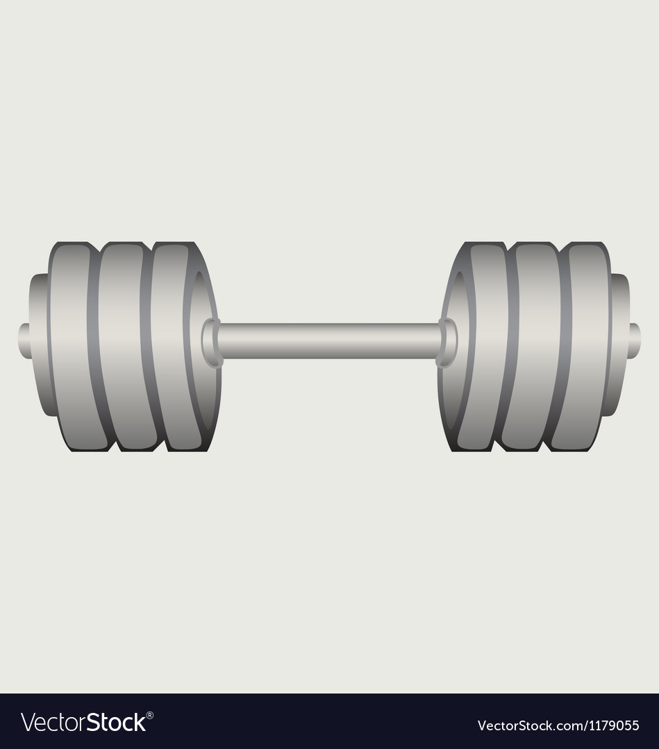 Dumbbell weight vector
