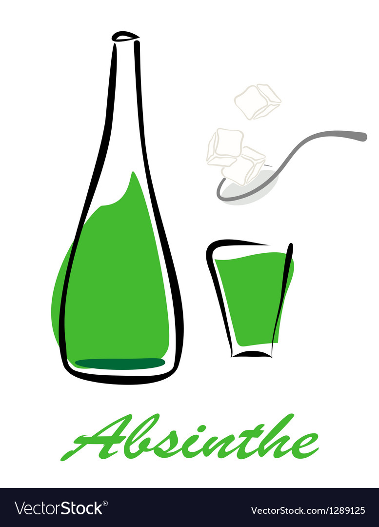 Absinthe vector
