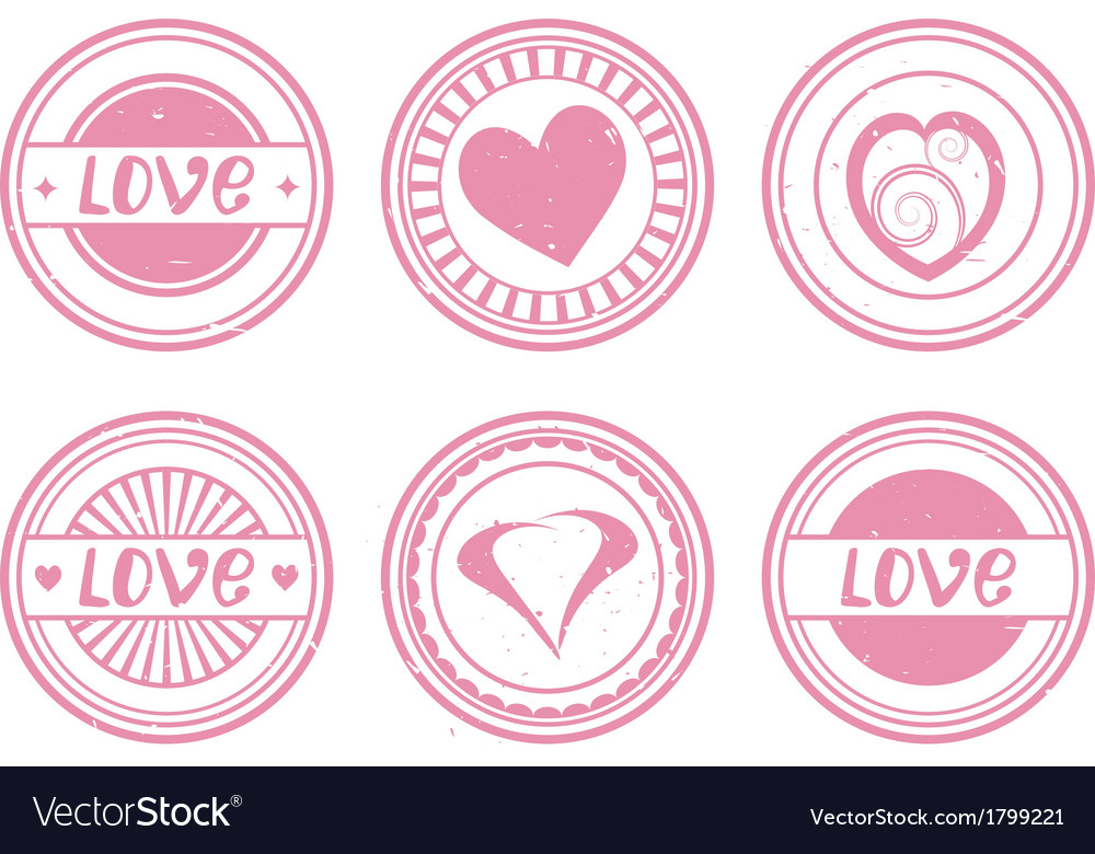 Stamps vector