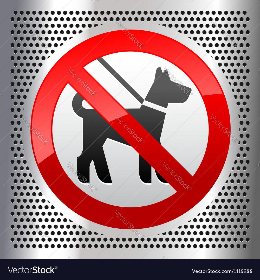 Symbols dogs vector