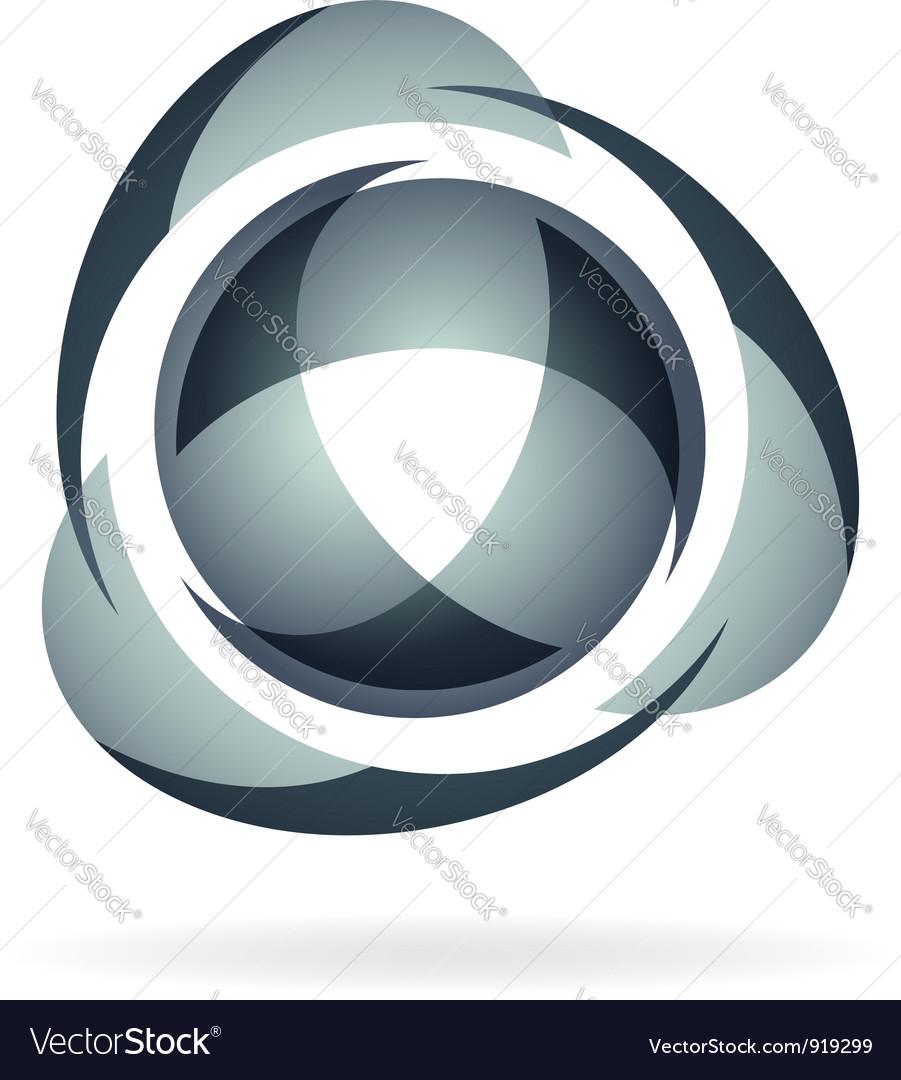 Company logotype vector