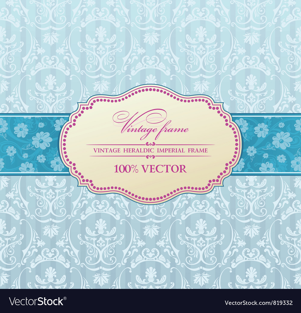 Background invitation vector