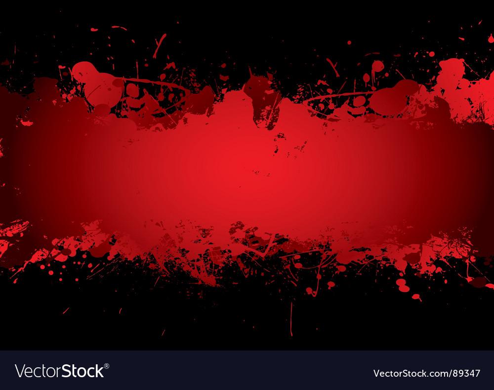 Blood stream vector