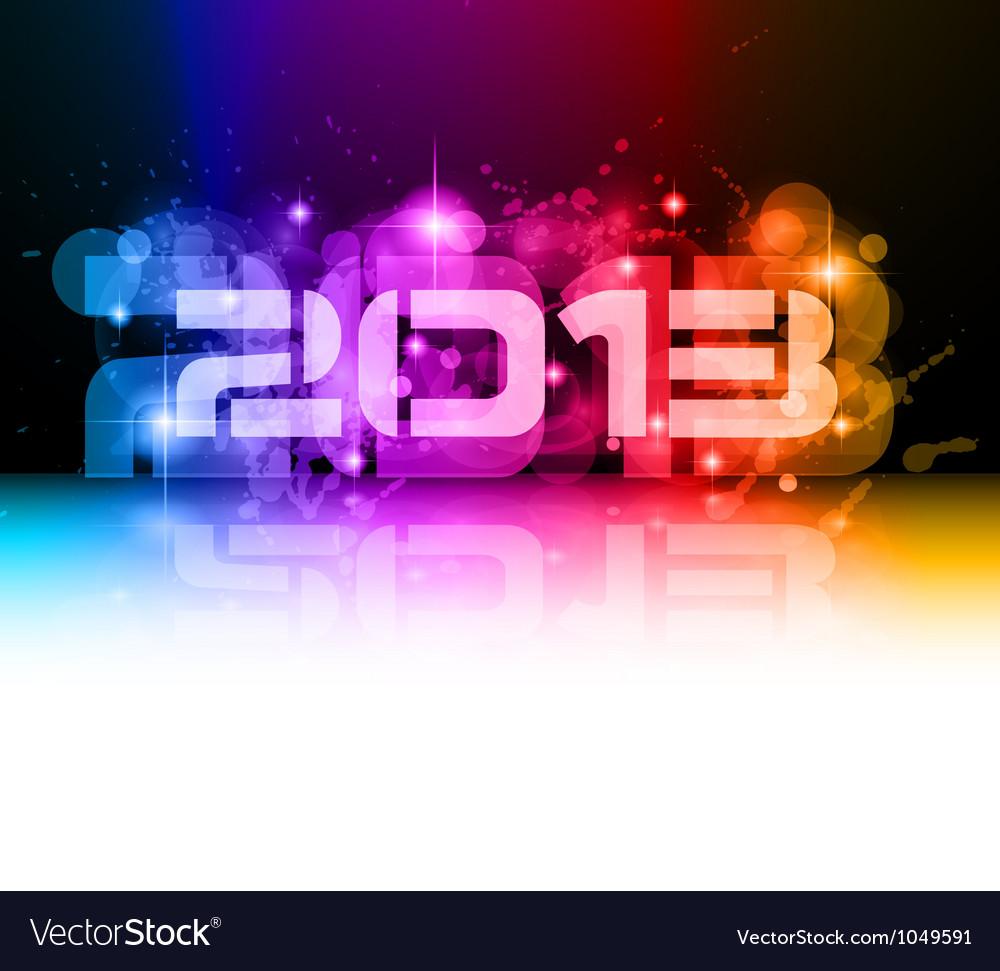2012 header vector