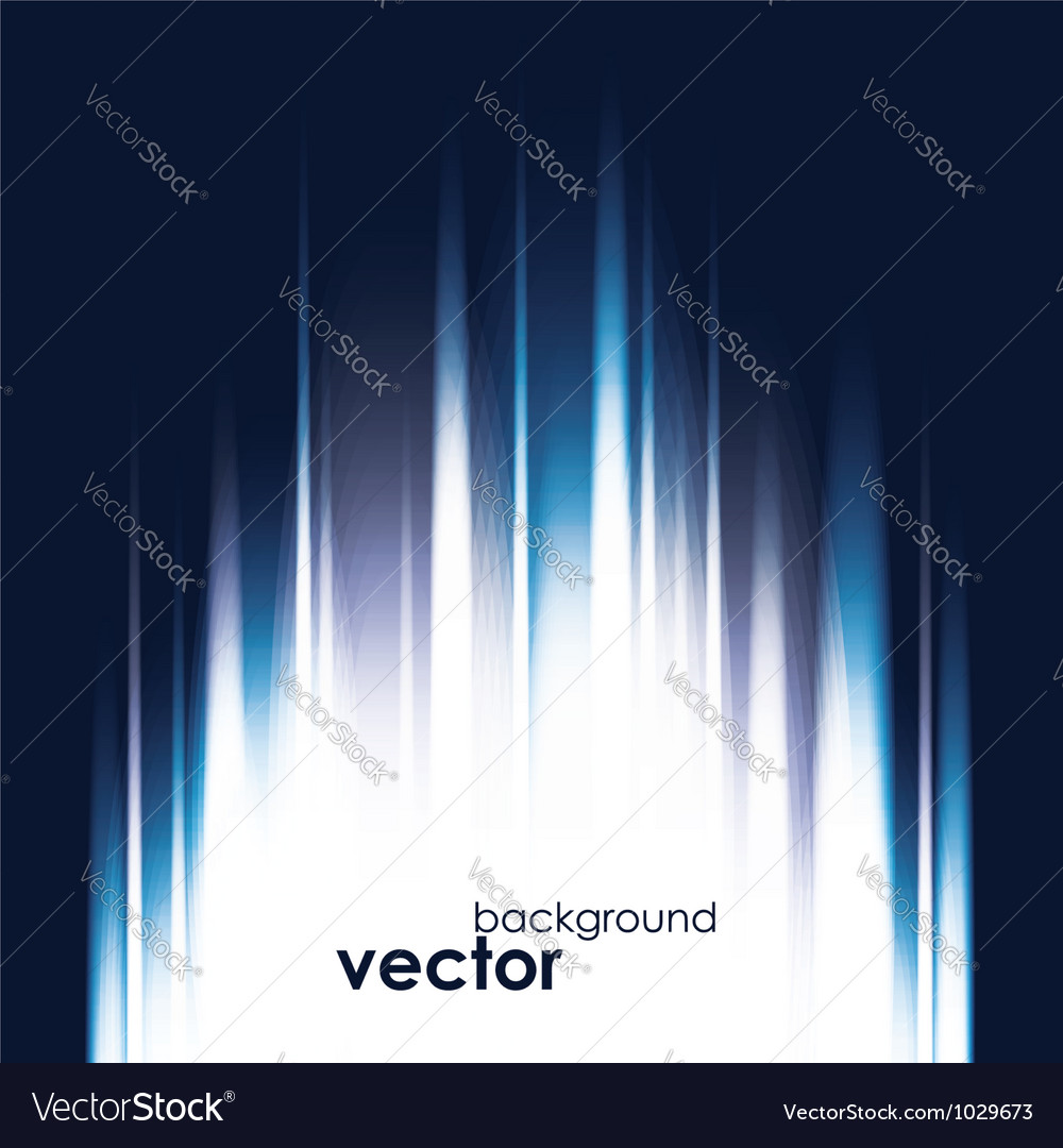 Abstract light glow background vector