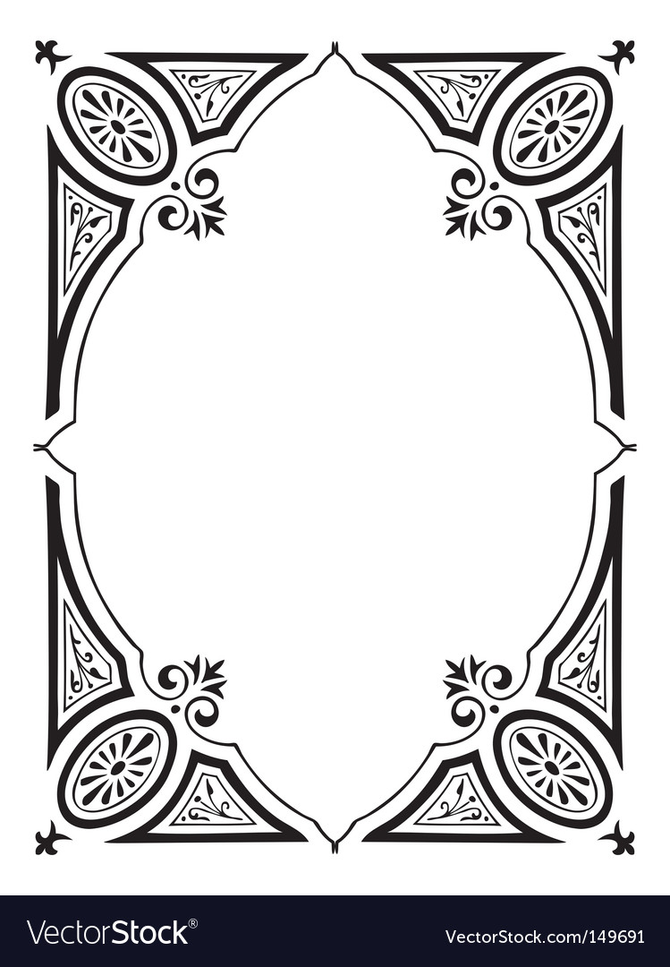 Free antique frame engraving vectorAntique Picture Frames Vector