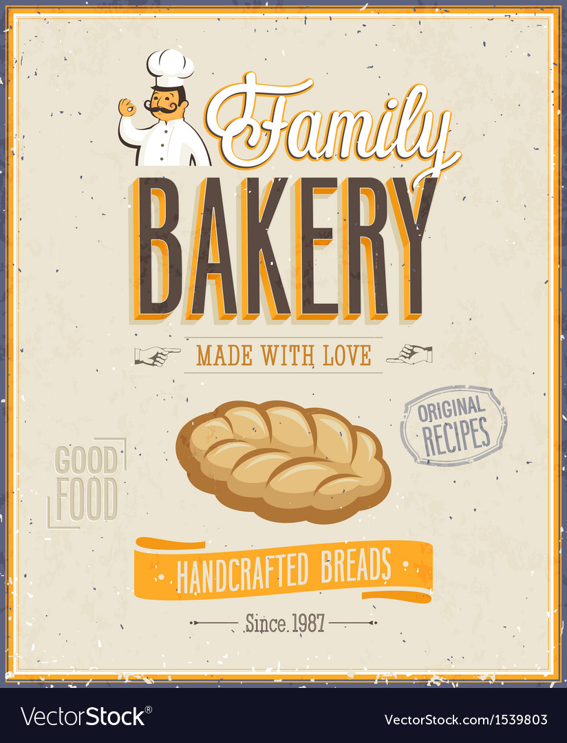 Bakery2 vector