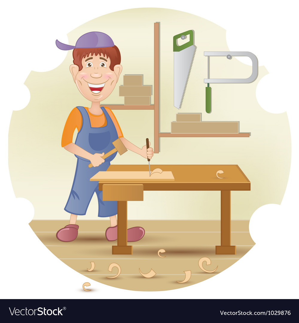 Carpenter vector