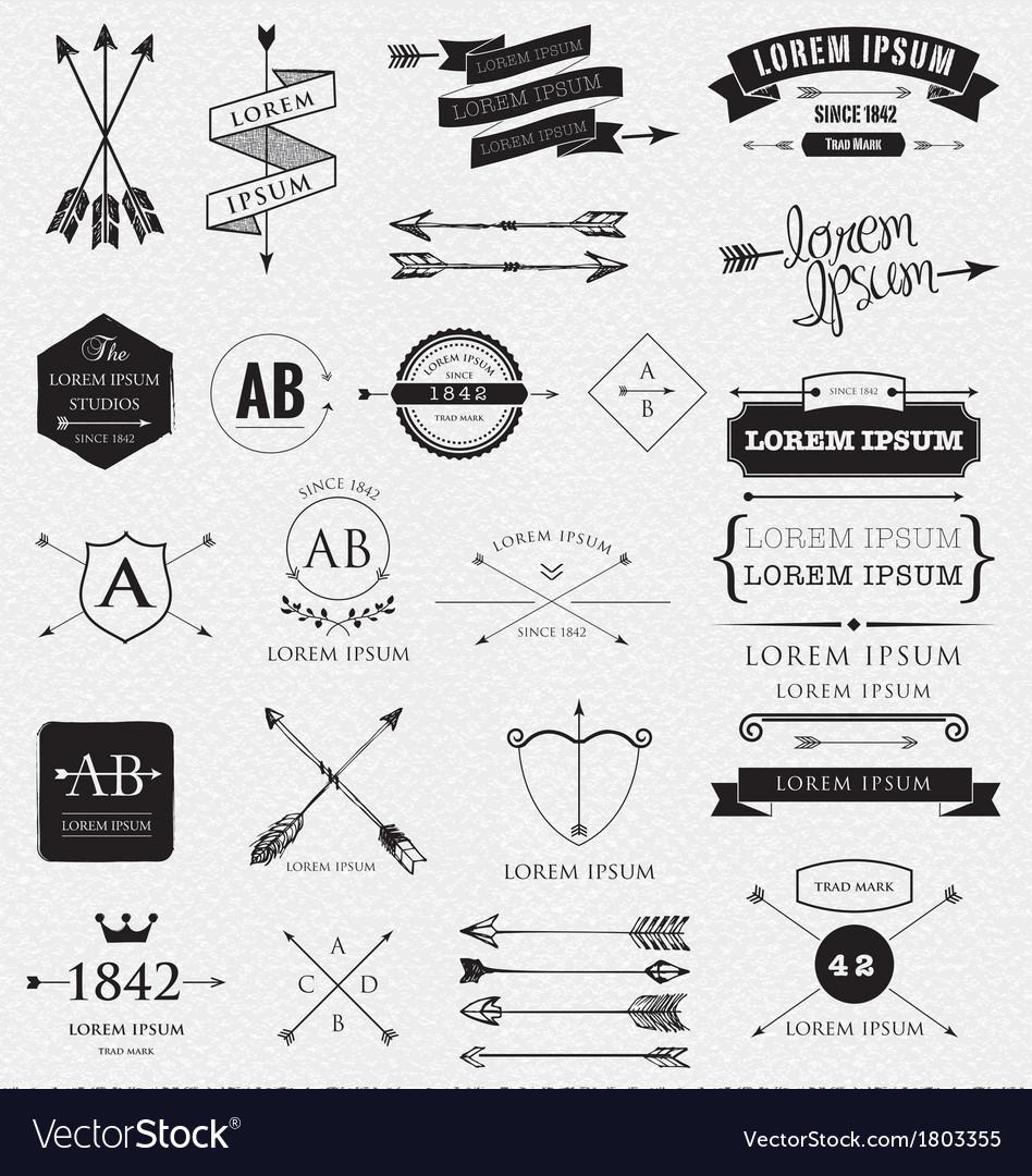 Arrows-design-vector