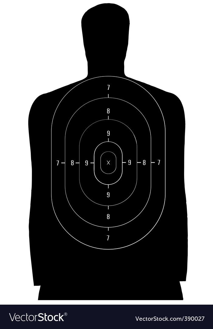 Human target vector