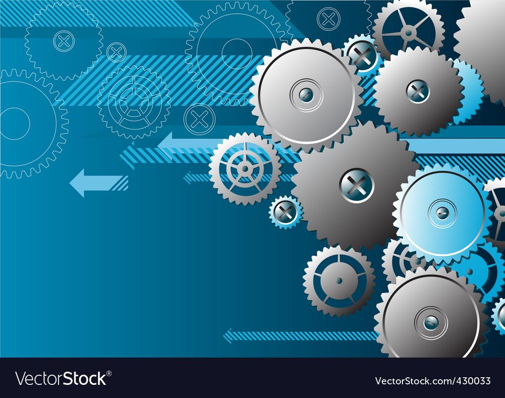 Digital mechanism vector