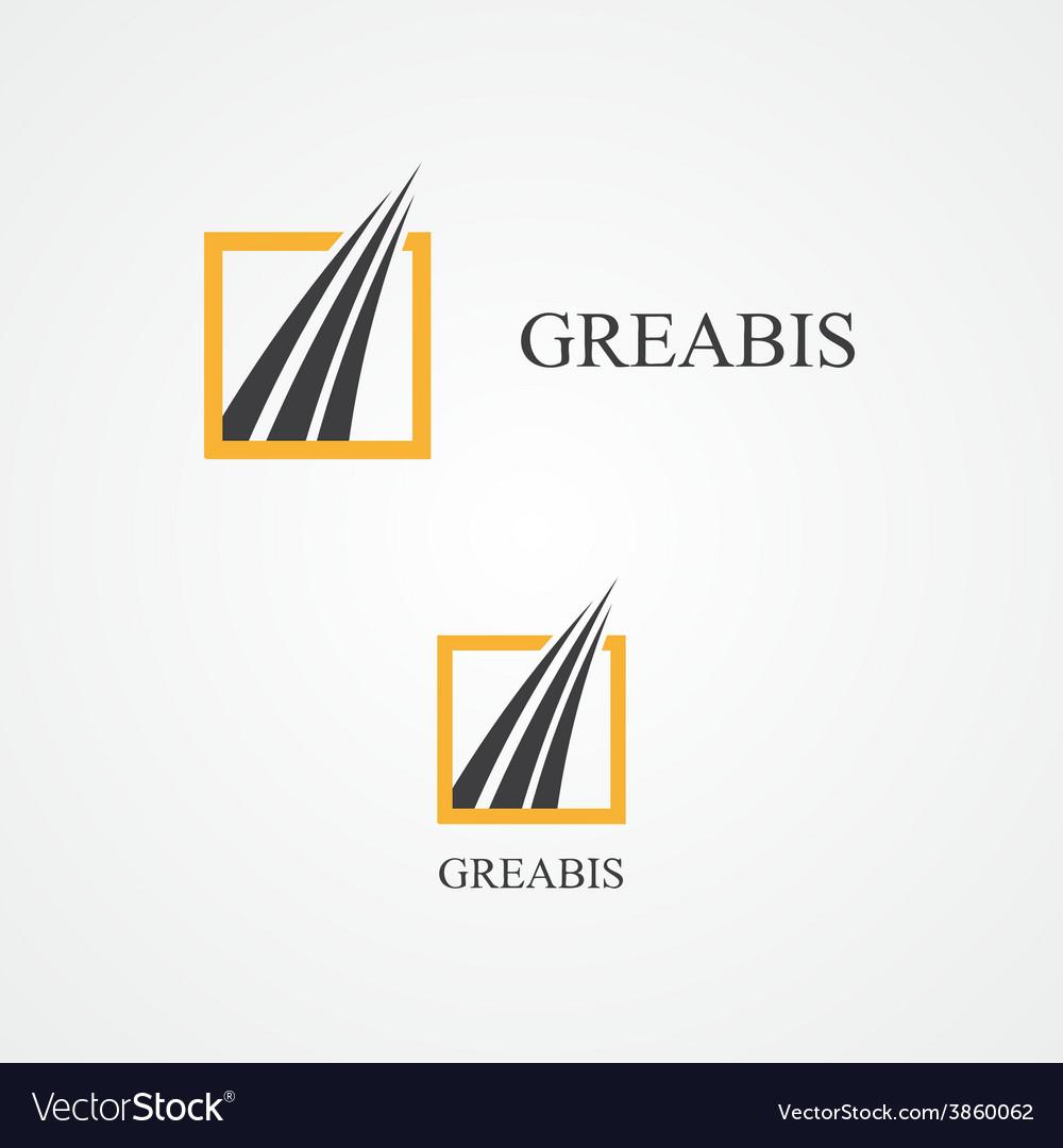 Logo for trade or construction company vector