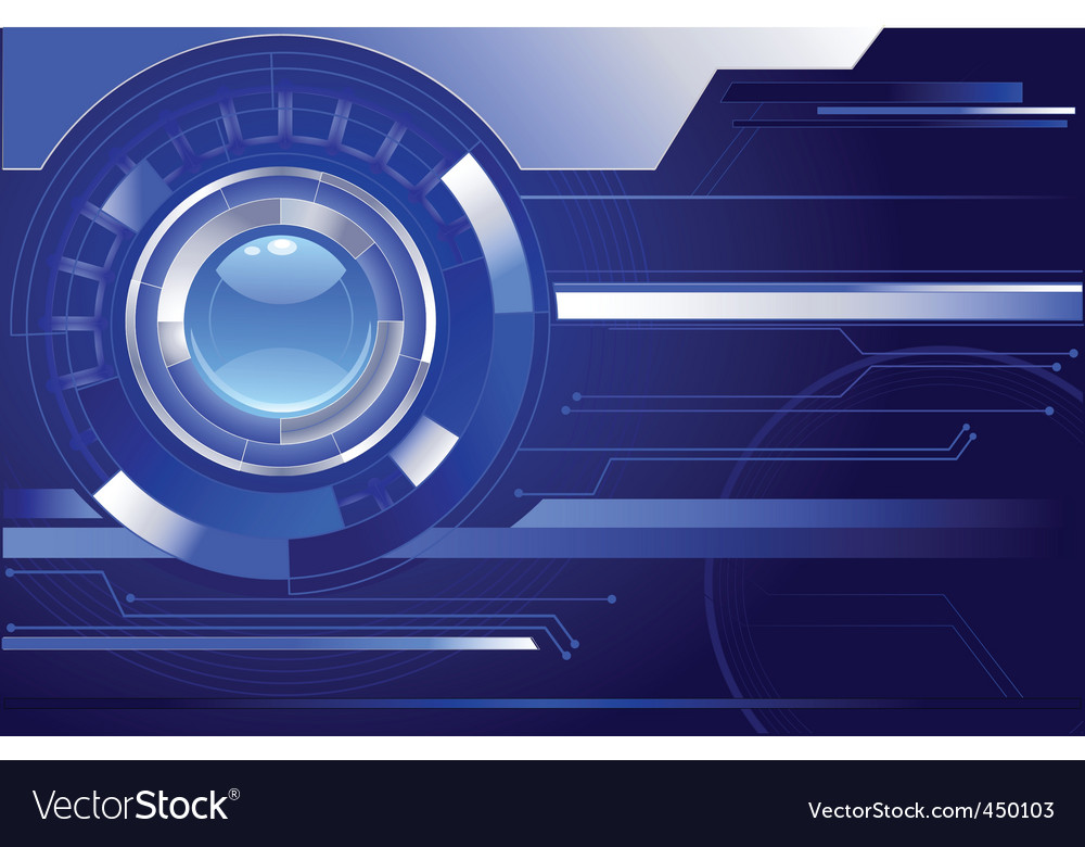 Future background vector