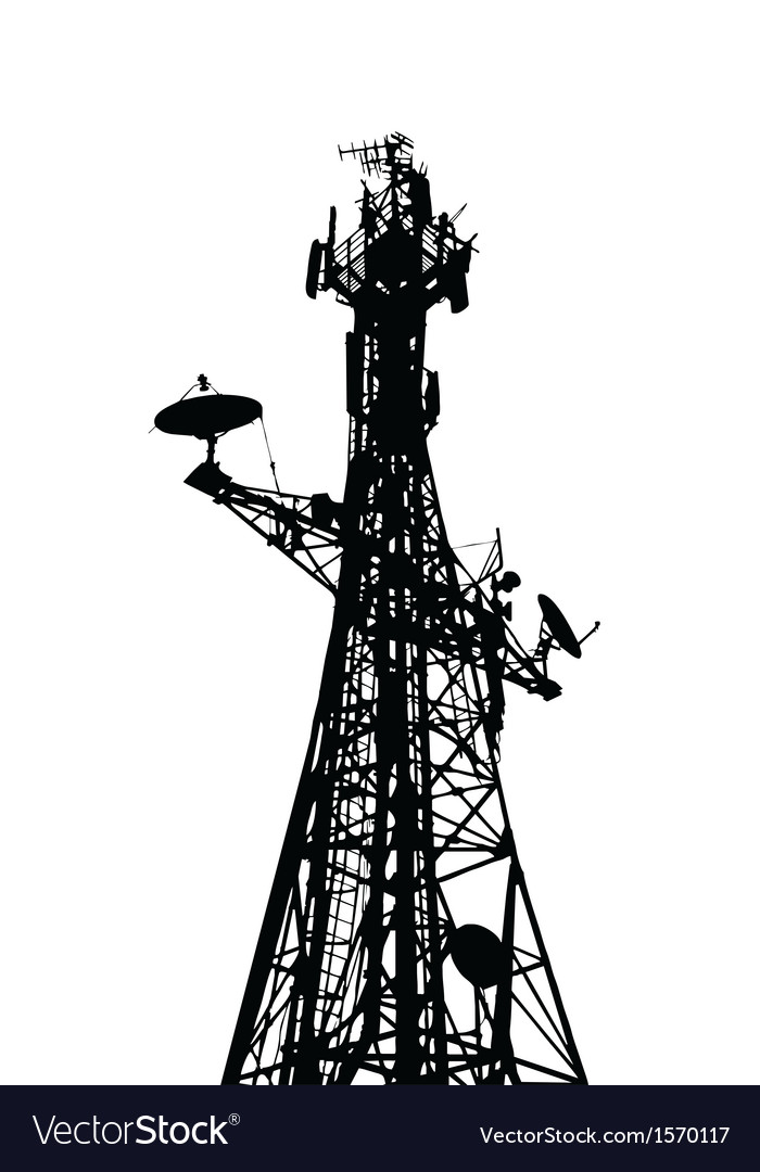 Communication antenna vector