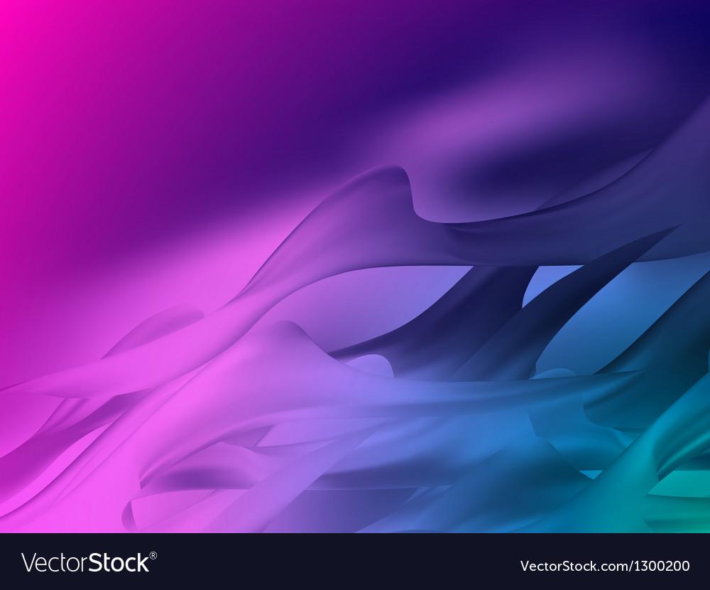 Blue and purple vivid color eps 10 vector