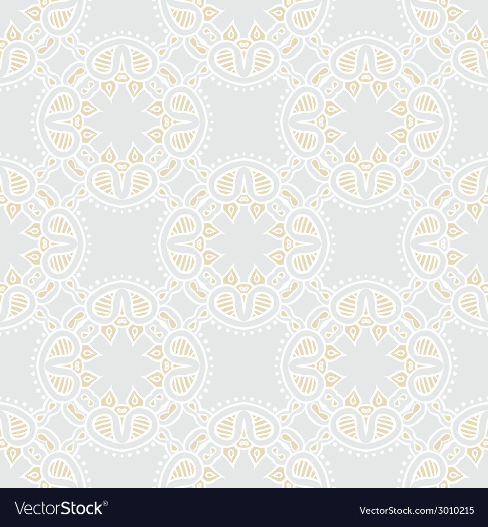Abstract geometric texture in vintage style vector