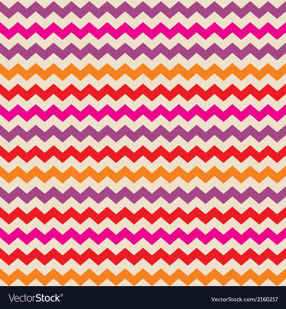 Zig zag tile wallpaper background vector